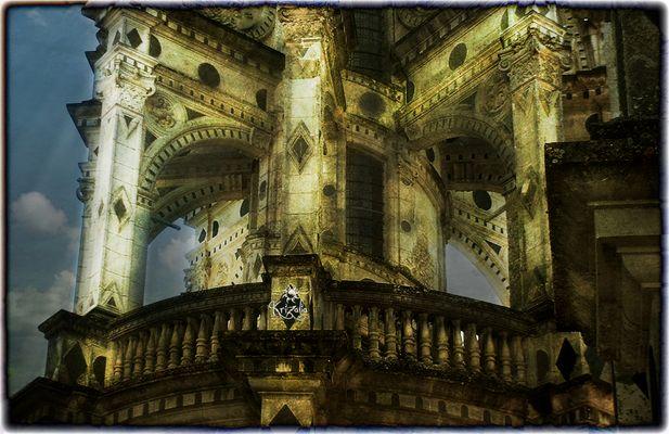 Les arches de Chambord