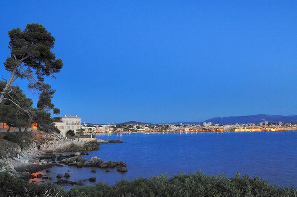 Les bleus d'Antibes