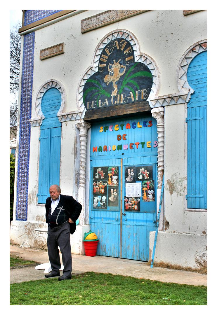 Les bras bretelles - Théâtre de marionnettes - Palais Longchamp - Marseille