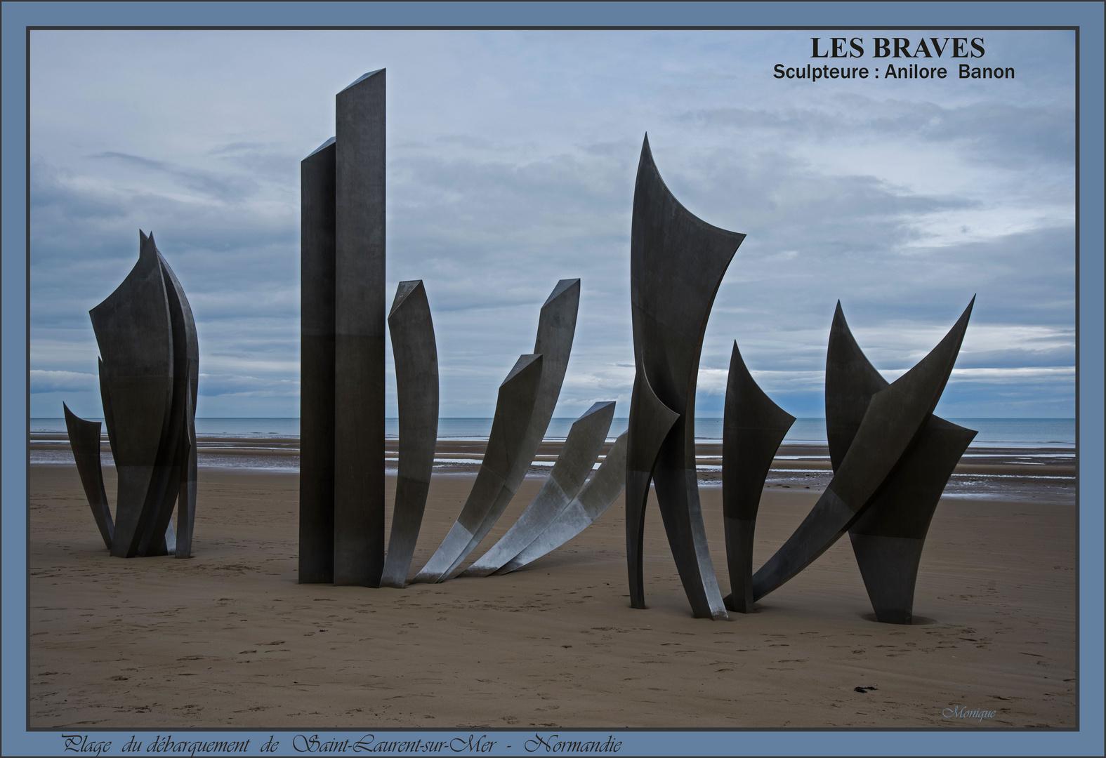 LES BRAVES !! Hommage au courage des hommes qui ont sacrifié leur vie.....