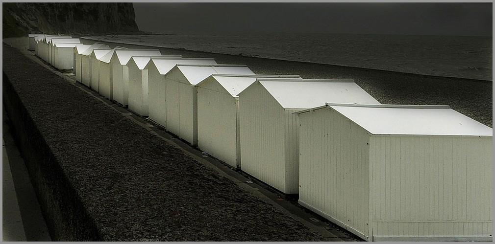 Les cabines en hiver
