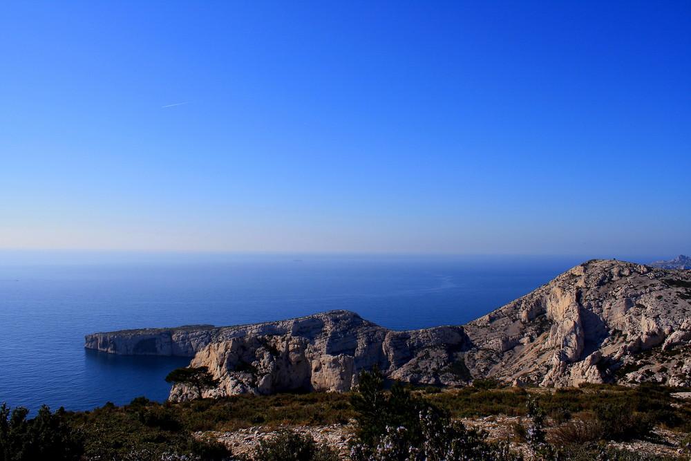 Les Calanques - côté Marseille