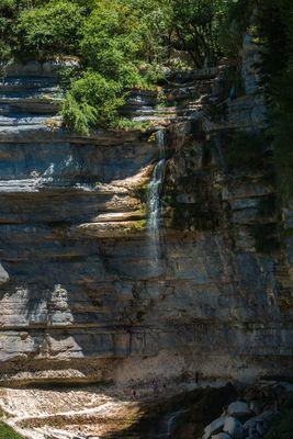 Les cascades du Hérisson - Jura [8]