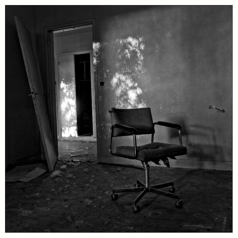 Les chaises n'ont pas d'âme