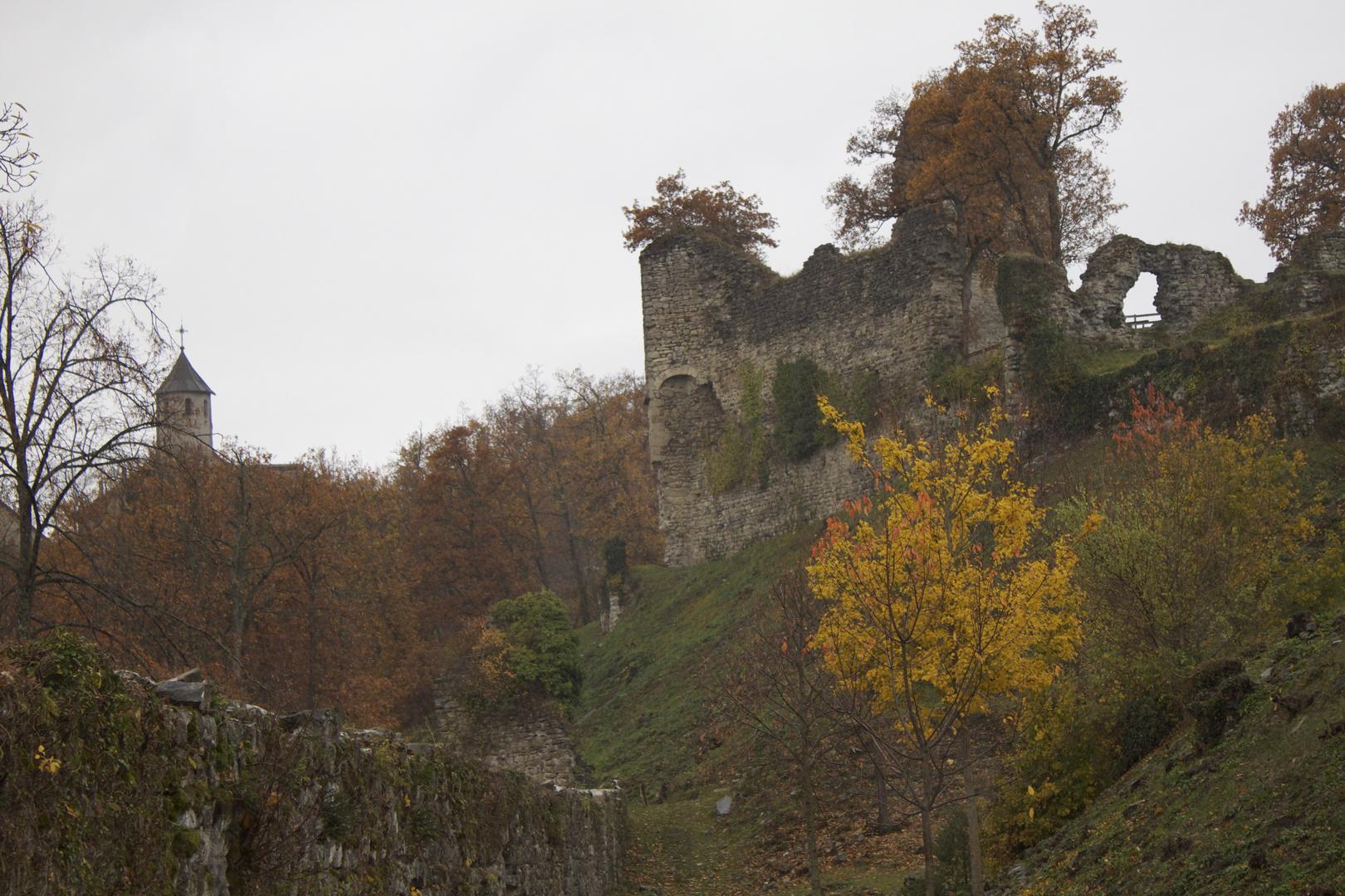 Les Chateaux d'Allinges Fantôme I
