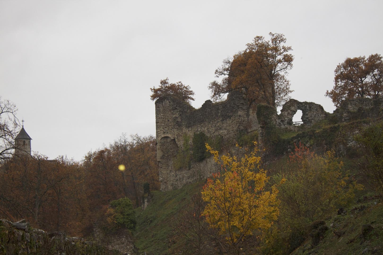 Les Chateaux d'Allinges Fantôme II