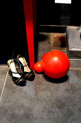 les chaussure de l'intrigante