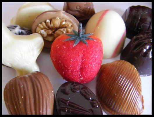 Les chocolats de bruges