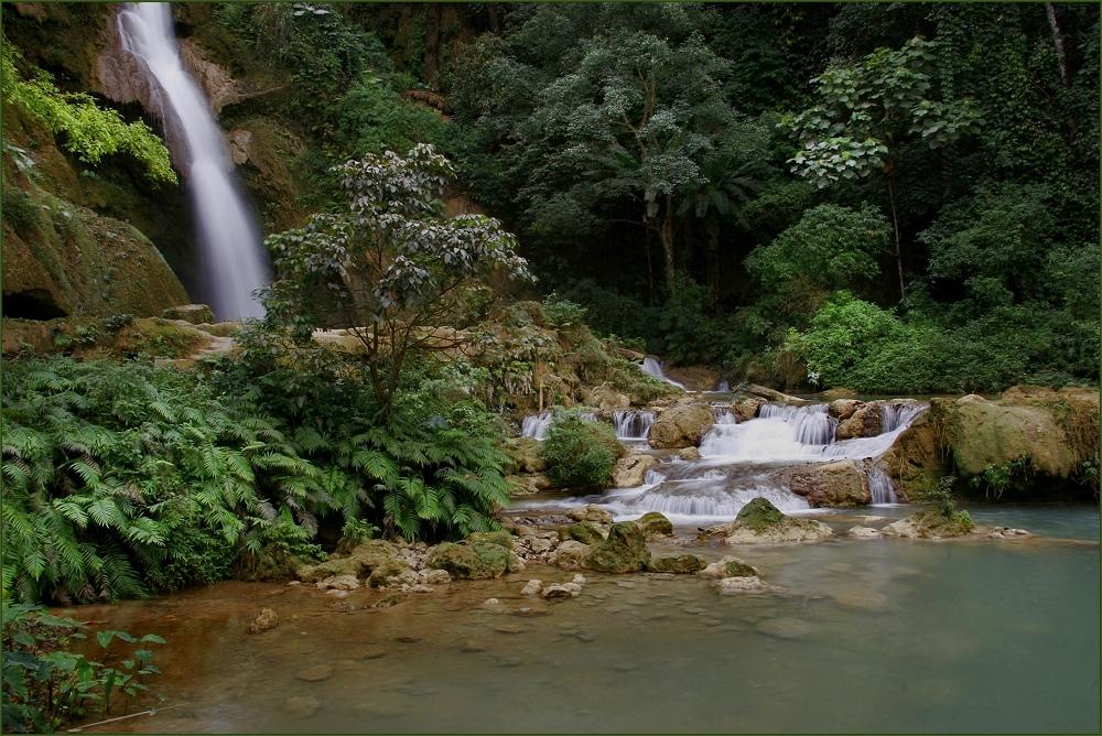 """""""Les chutes de Kouang Si"""""""