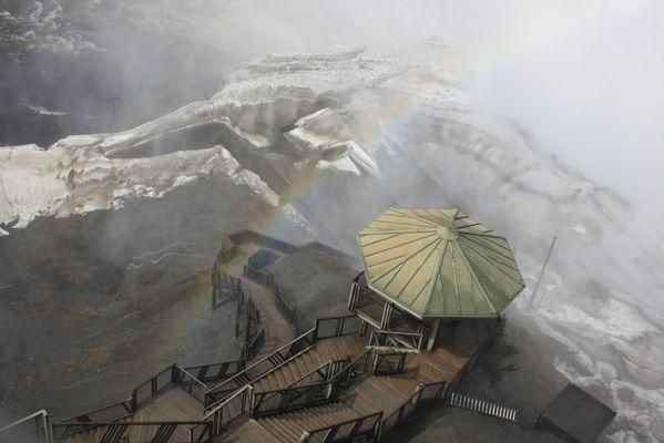 les chutes de Montmorency