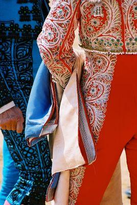 Les couleurs de la corrida