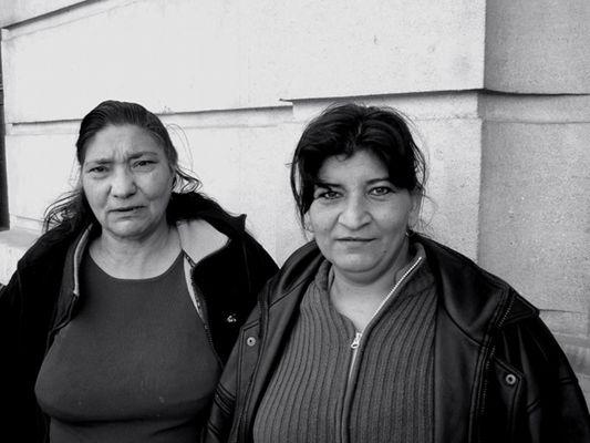 Les dames de la place Sadi Carnot