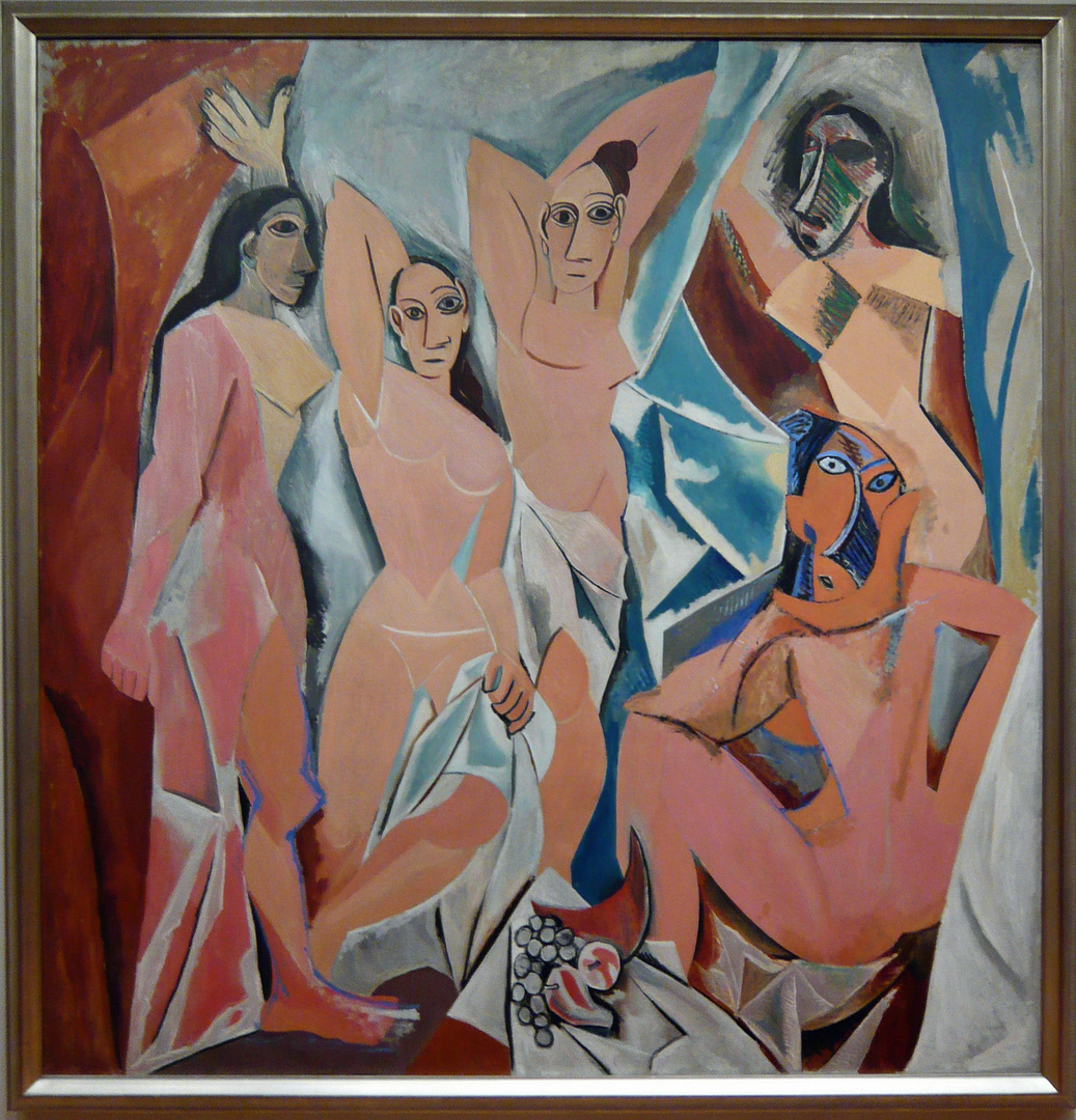 """"""" Les Demoiselles d' Avignon """""""