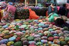 Les dormeuses du Marché d'Ho Chi Minh