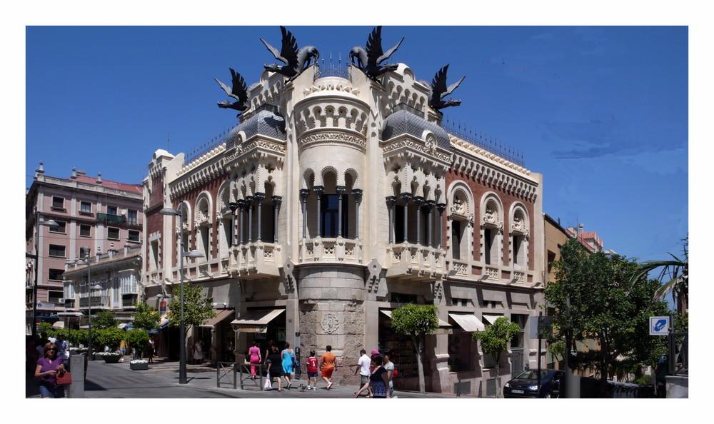 les dragons de Ceuta