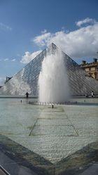 Les eaux de la Pyramide
