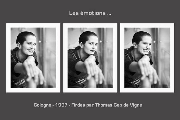 Les emotions ...