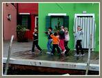 Les enfants de Burano