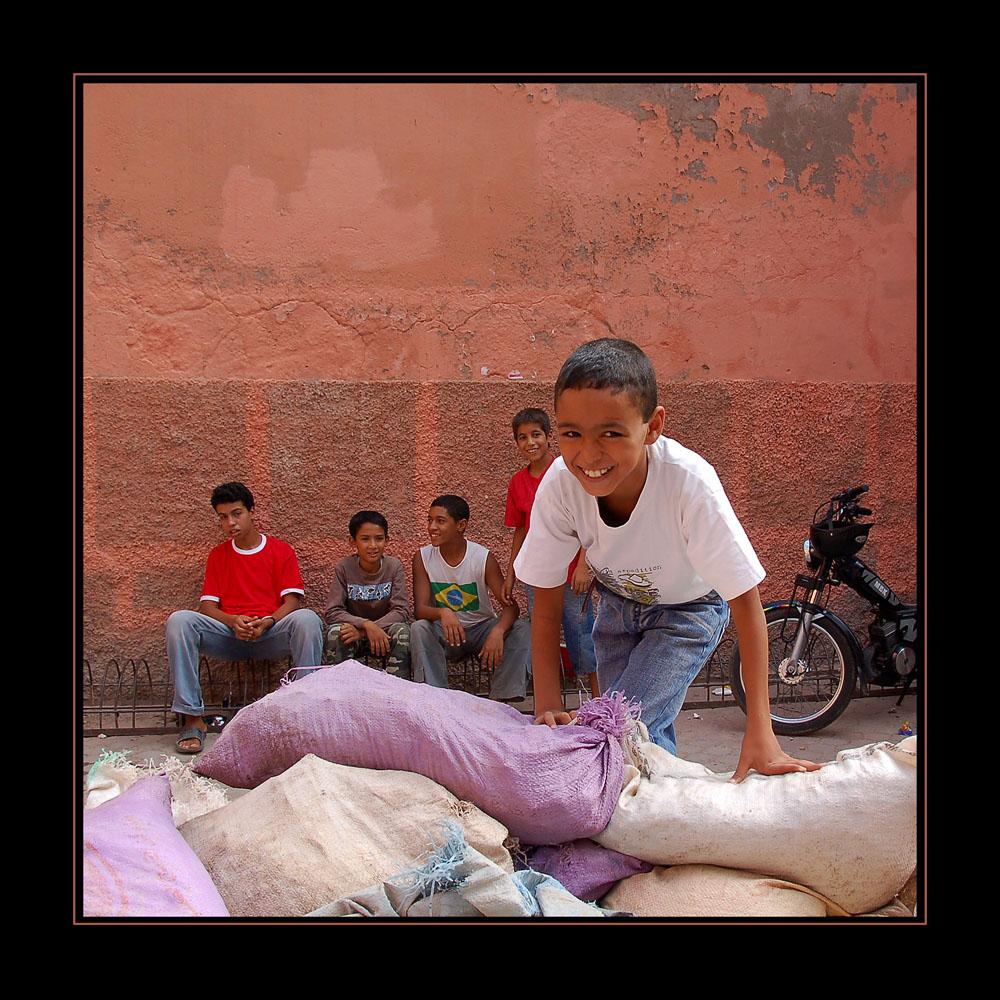 Les Enfants de Maroc
