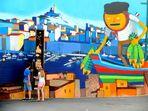 Les enfants et le Graff