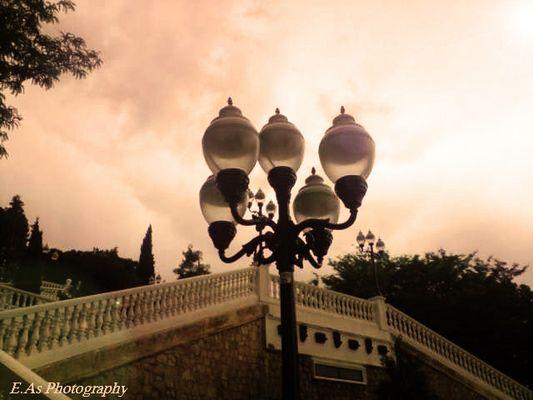 Les essais lampadaire