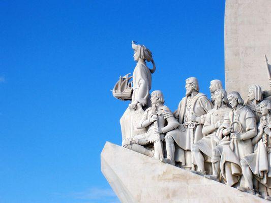 Les explorateurs à Lisbonne