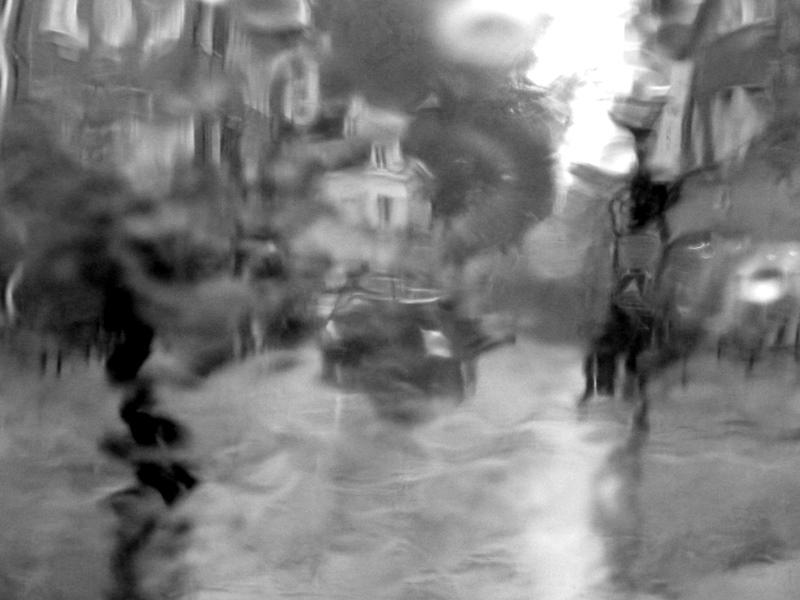 les fantômes de la pluie