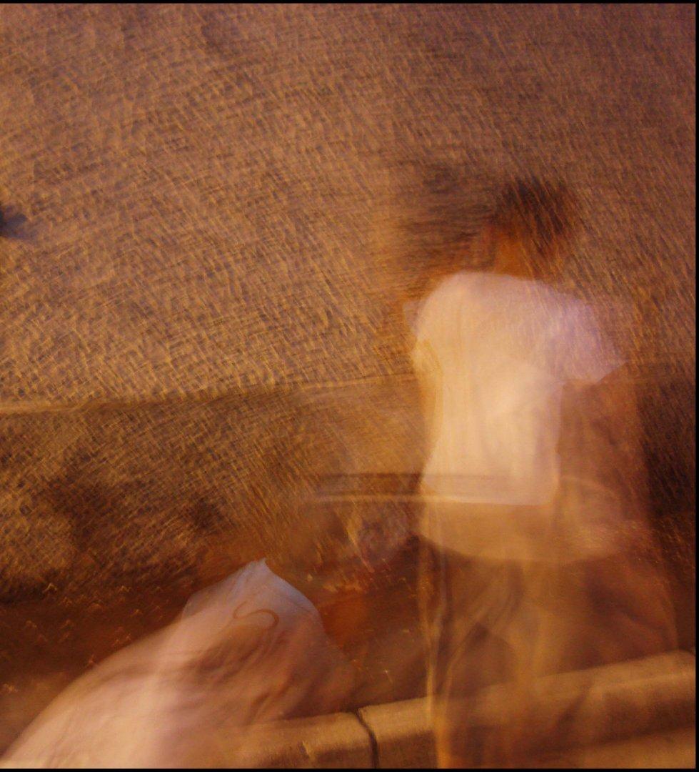 Les fantômes de ma rue...