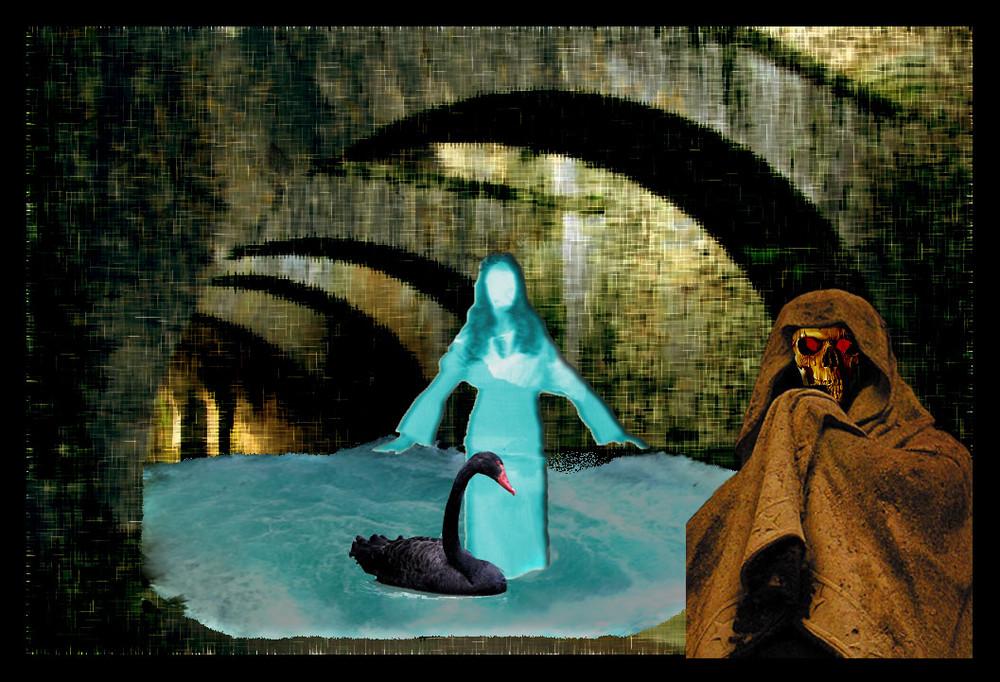 Les fantômes du Pont de Roy