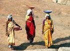 Les femmes à Hampi