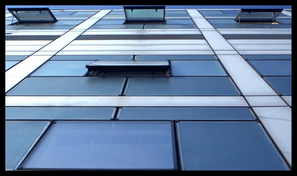 Les fenêtres.