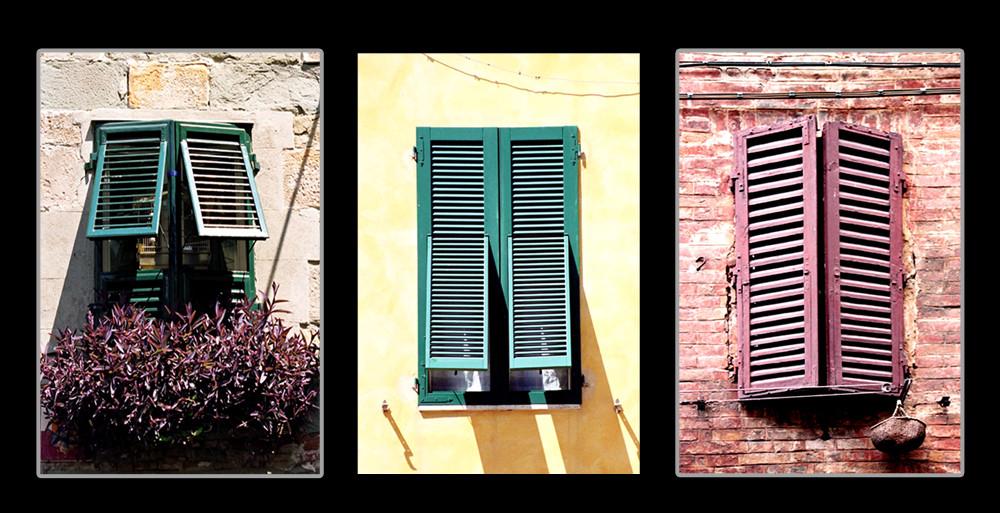 les fenêtres, J.Brel