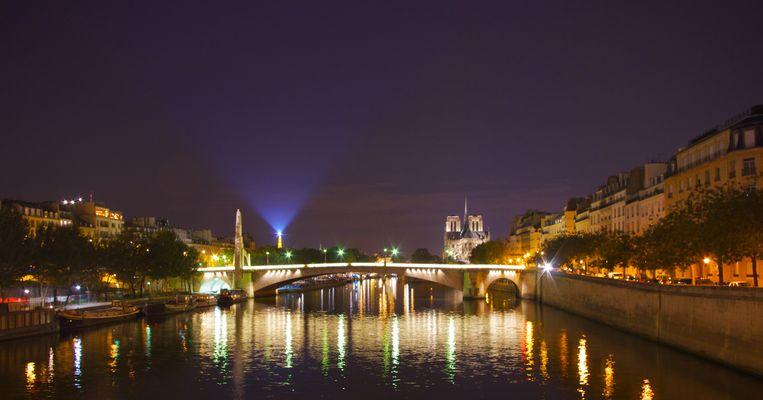 Les feux de la Seine