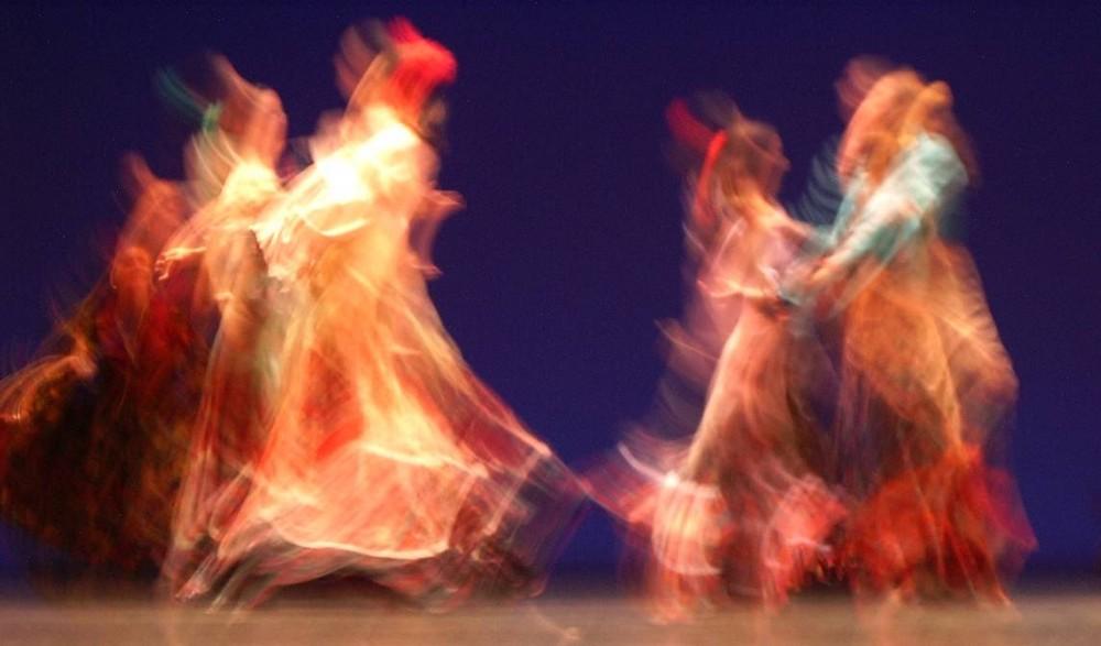 les folles et la danse