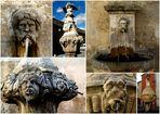 Les fontaines de Pernes-les-Fontaines