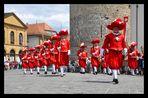 Les gardes suisses