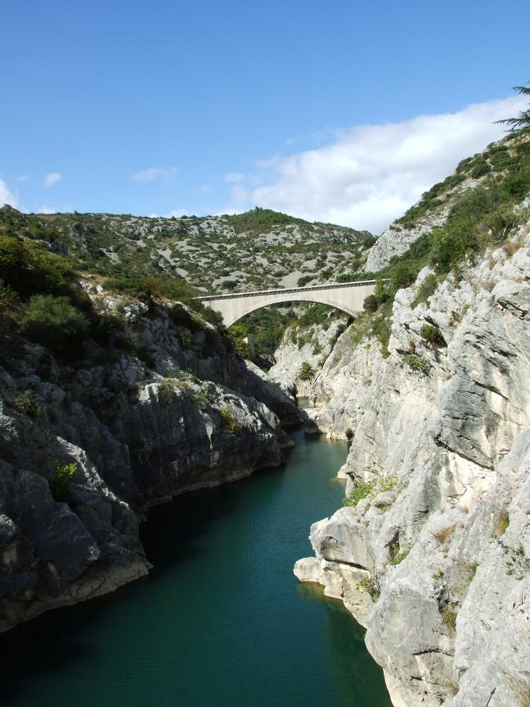 Les gorges du diable ( Hérault )