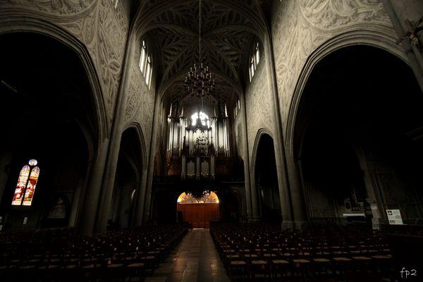 Les Grandes Orgues Cathedrale de Chambéry