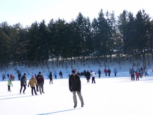 les hivers au Québec !
