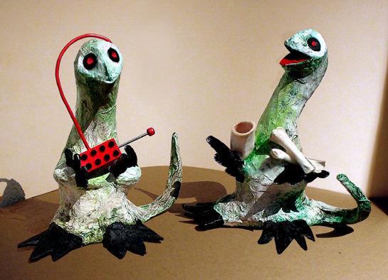les homosaurus