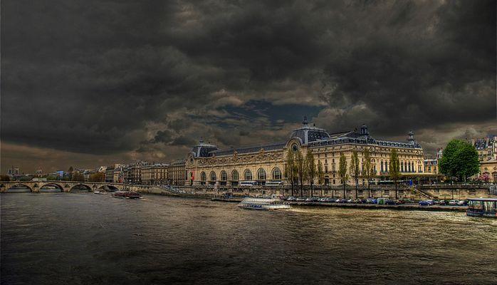 les inquiétudes de Paris