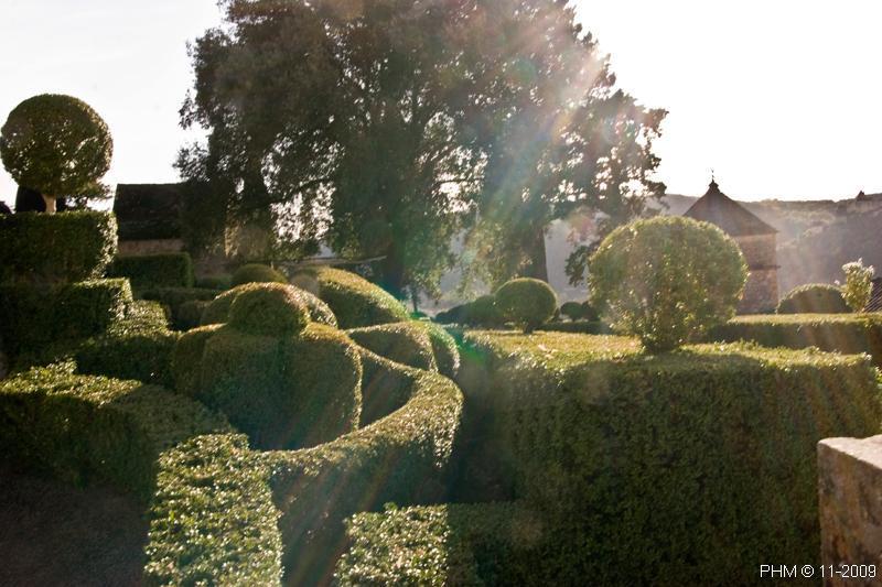 Les jardins de Marqueyssac 1 (Dordogne)