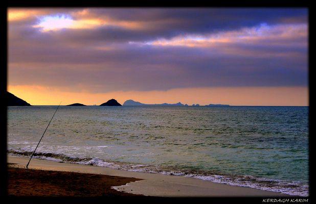 les îles Habibas