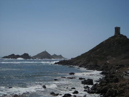 les îles saguinaires