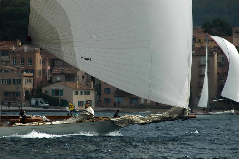 Les Loiles de St. Tropez - vor dem Wind