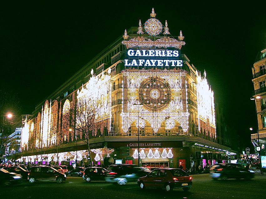 Les lumières de Paris