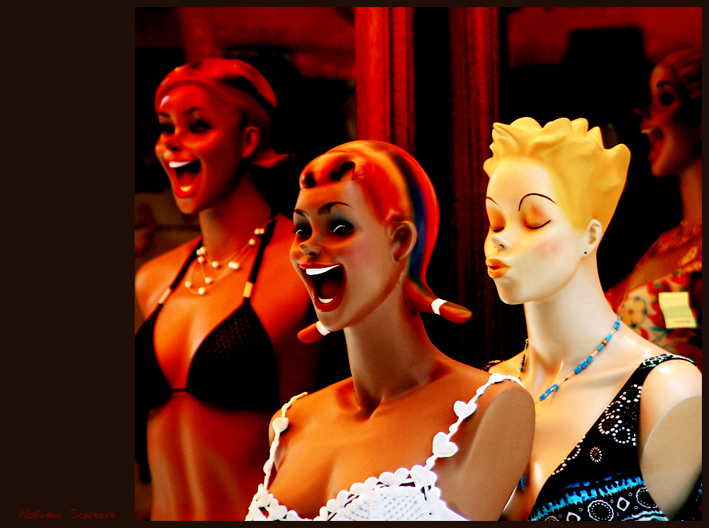 Les Mademoiselles d'Antibes