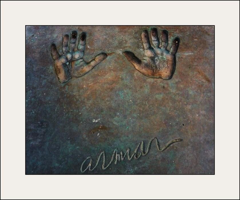 Les Mains d'ARMAN