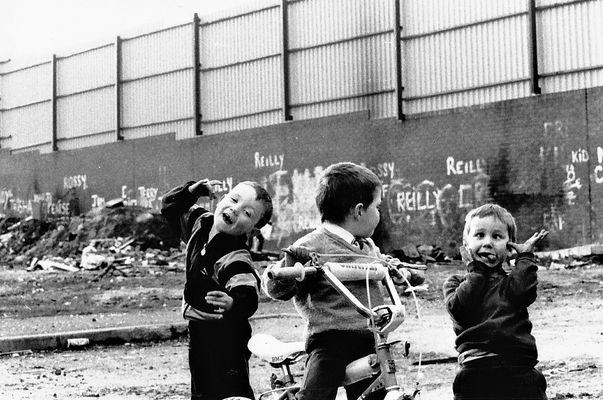 les mômes de Belfast 1986