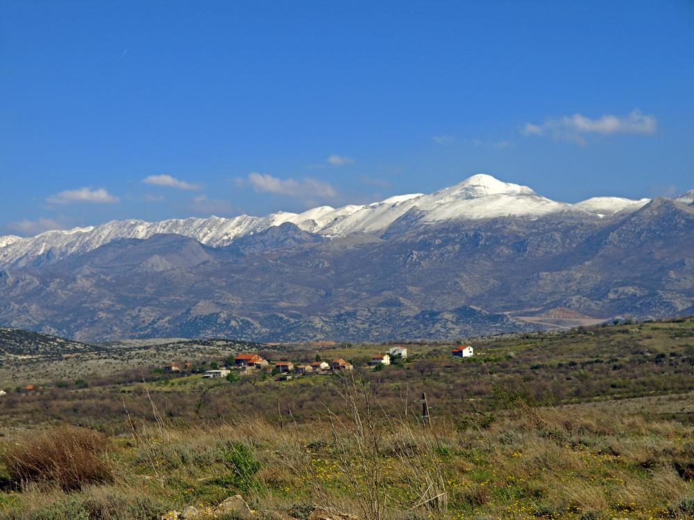 Les montagnes Velebit II ... Das Velebitgebirge II ...